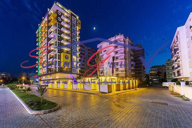 پروژه آپارتمان در آلانیا